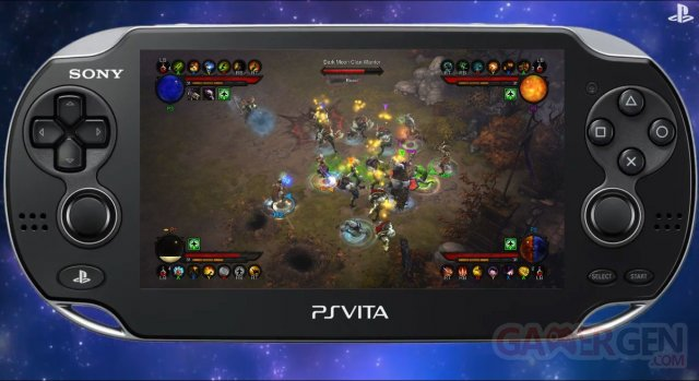 Diablo III PSVita Remote Play 11.11.2013.