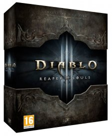 Diablo III Reaper of Souls collector jaquette