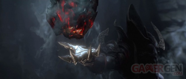 Diablo III Reaper of Souls publicite?