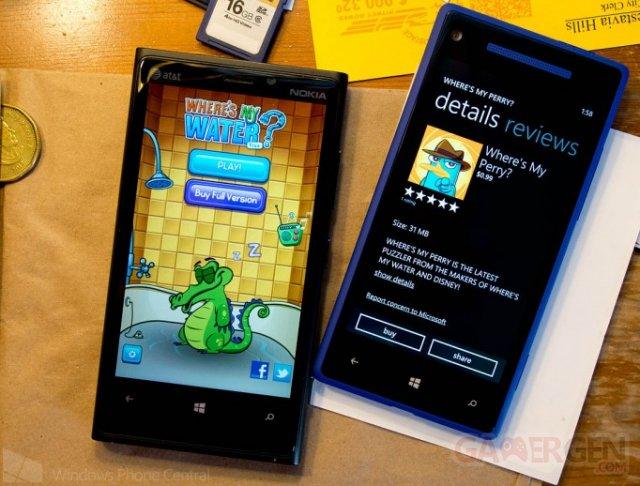 Disney Windows Phone 8