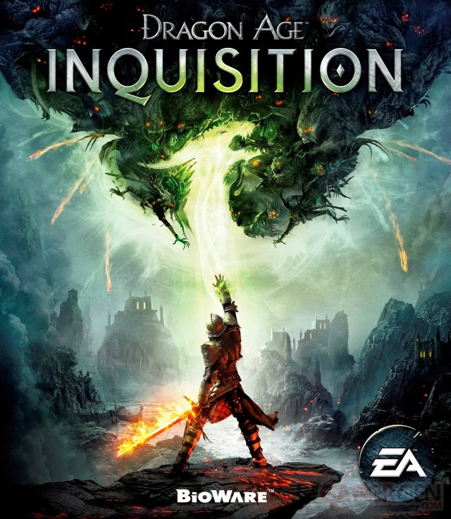 dragon age inquisition jaquette