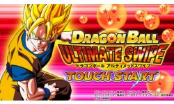 Dragon Ball: Ultimate Swipe - Vidéo de gameplay et images à gogo