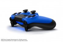 DualShock 4 bleue 5