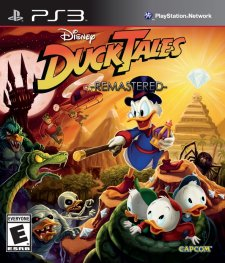 ducktales remastered jaquette ps3