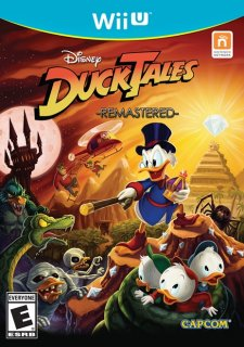 ducktales remastered jaquette wii u