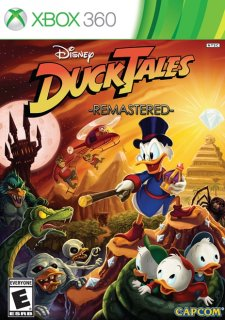ducktales remastered jaquette xbox 360