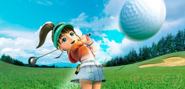 Everybody's Golf World Tour 02.08.2013.