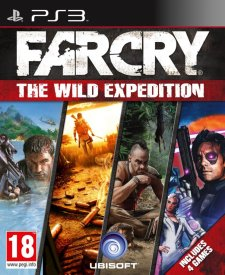 Far Cry Wild Expedition jaquette PS3