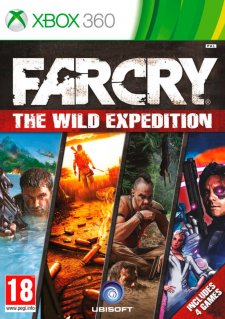 Far Cry Wild Expedition jaquette Xbox 360