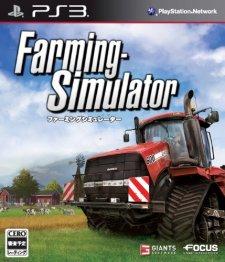 Farming Simulator jaquette 02.09.2013.