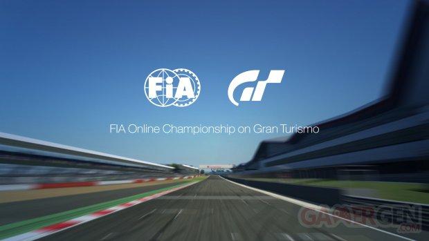 FIA Gran Turismo partenariat