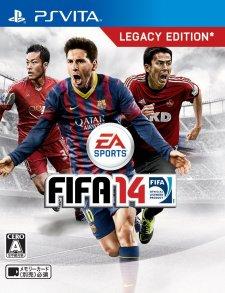 FIFA 14 jaquette japonaise