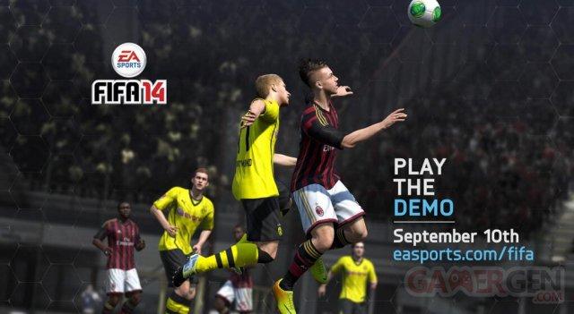 FIFA 14 reminder twitter demo