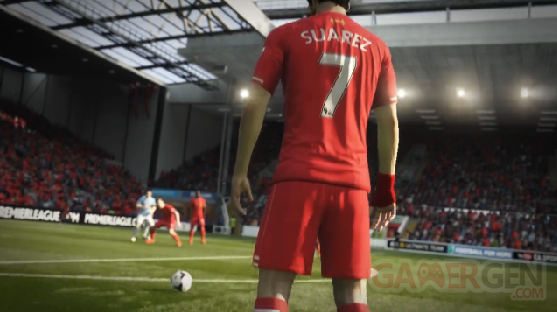 FIFA 15 teaser Suarez