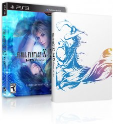final fantasy X X-2 hd remastered angled limited_edition_art