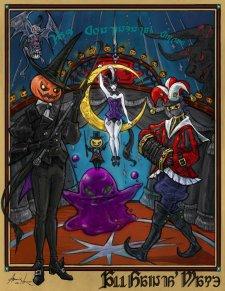 Final Fantasy XIV A Realm Reborn Halloween images screenshots 01