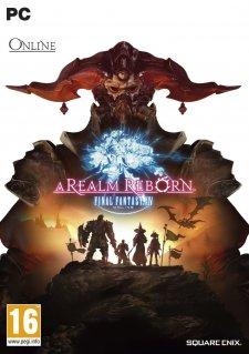 Final Fantasy XIV A Realm Reborn jaquette pc