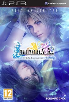 Final Fantasy XX-2 HD Remaster jaquette 13.01.2014  (1)