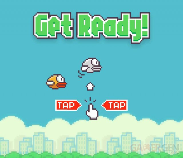 Flappy Bird 12.03.2014