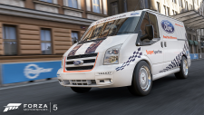 Forza 5 2011 Ford Transit SuperSportVan