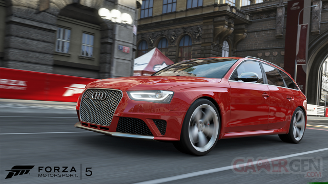 Forza 5 2013 Audi RS 4 Avant