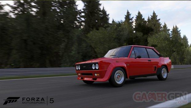 Forza motorsport 5 bondurant 1980 Abarth Fiat 131