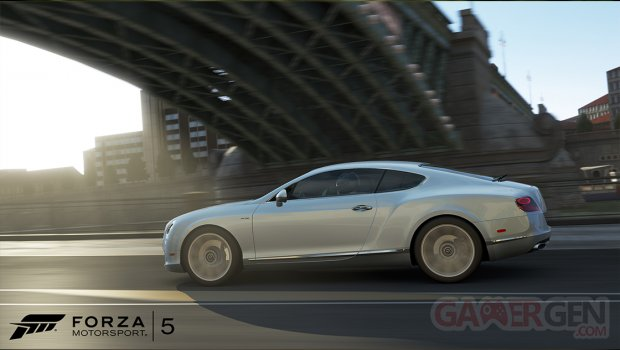 Forza motorsport 5 bondurant 2013 Bentley Continental GT Speed