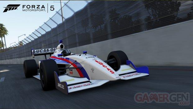 Forza motorsport 5 bondurant 2013 Infiniti #77 Schmidt Peterson Motorsports Dallara IPS Indy Lights