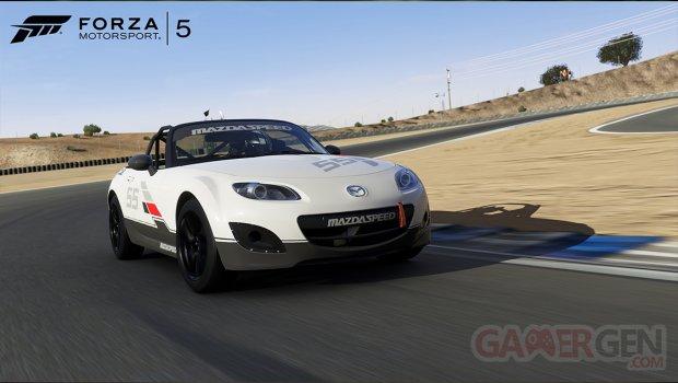Forza motorsport 5 bondurant 2013 Mazda MX-5 Cup