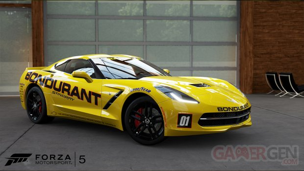 Forza motorsport 5 bondurant 2014 Chevrolet Corvette Stingray