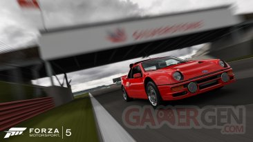 Forza motorsport 5 ford RS200 Evolution