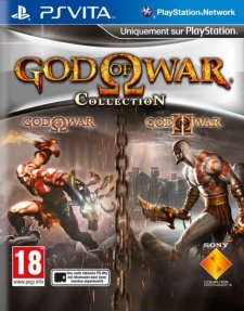 god of war collection psvita jaquette euro