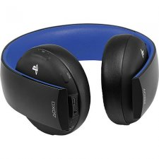 Gold Wireless Stereo Headset Sony casque 25.01.2014  (2)
