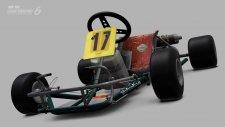 Gran Turismo 6 Ayrton Senna kart 1