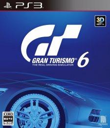 Gran Turismo 6 jaquette