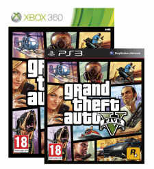 Grand Theft Auto V jaquettes 17.09.2013