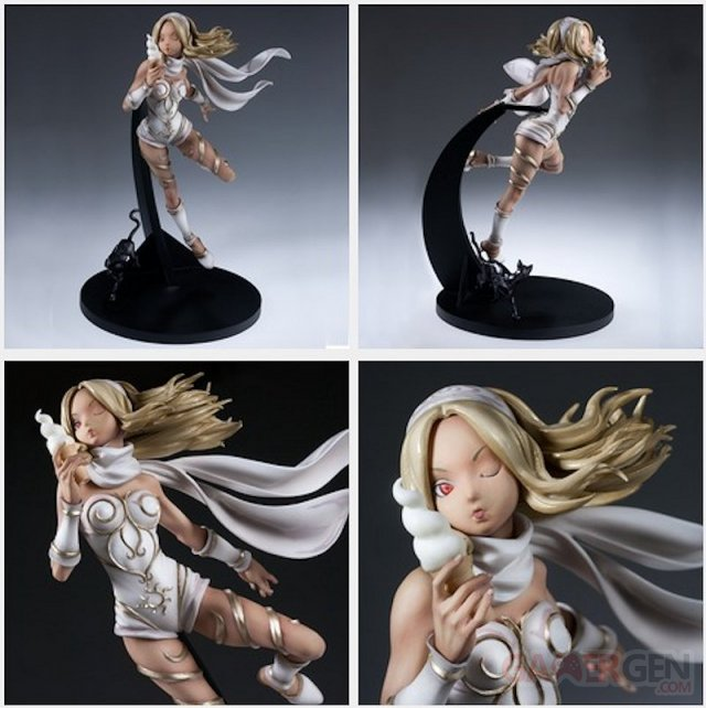 Gravity Rush figurines Kat 12.05.2014  (4)