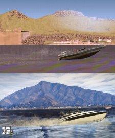 GTA V comparaison San Andreas images 10