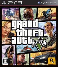 GTA V jaquette 01.10.2013.