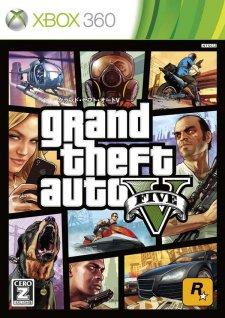 GTA V xbox jaquette 01.10.2013.