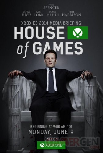 House of Cards x Phil Spencer