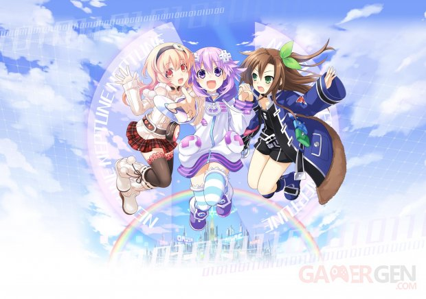 Hyperdimension Neptunia Re;Birth 06.09.2013.