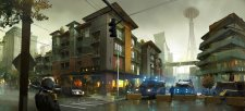 inFAMOUS Second Son artworks Seattle 4