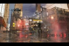 inFAMOUS Second Son artworks Seattle 6