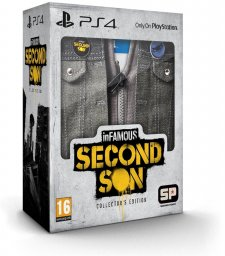 InFamous Second Son Edition Collector