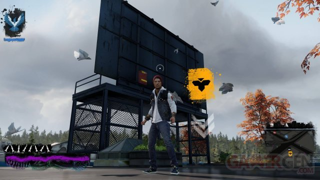 iNFAMOUS second son Paper Trail