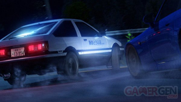 Initial-D-Game-PS3