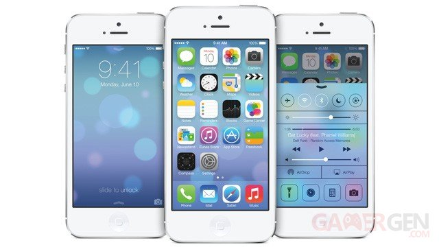 iPhone 5S-rumeur