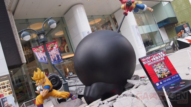 J-Stars Victory VS monument tokyo shibuya photos 18.03 (1)