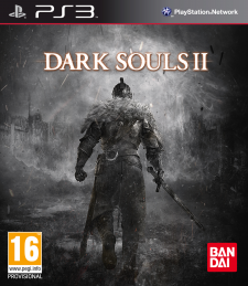 Jaquette PS3 Dark Souls II